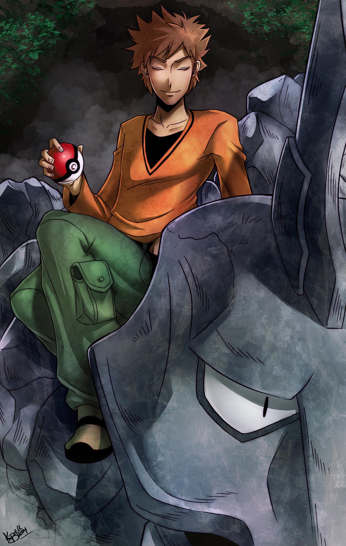 Brock by Khaliqa