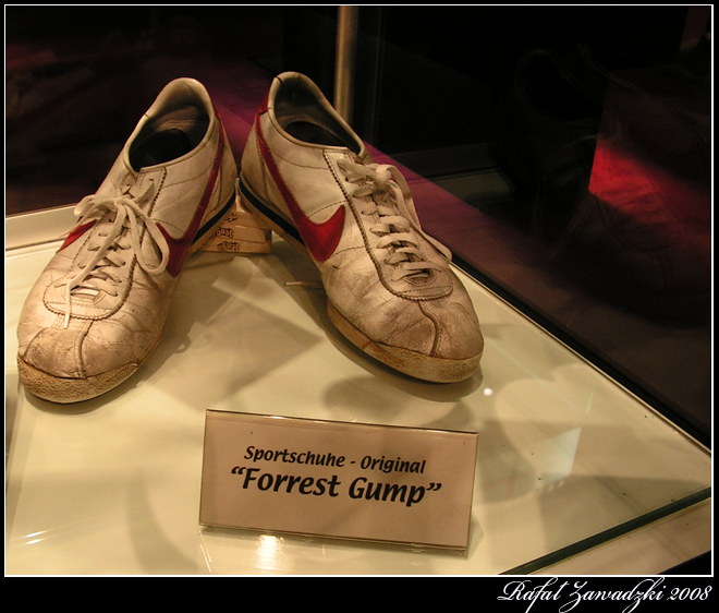 huge discount 400e5 91c1f Forrest gump Shoes by woiownik on DeviantArt