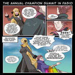 MEANWHILE IN PASIO SERIES #3 + LANCEXCYNTHIA