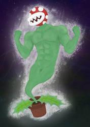 Piranha Plant ( Super Smash Bros. Ultimate ) by Benno950