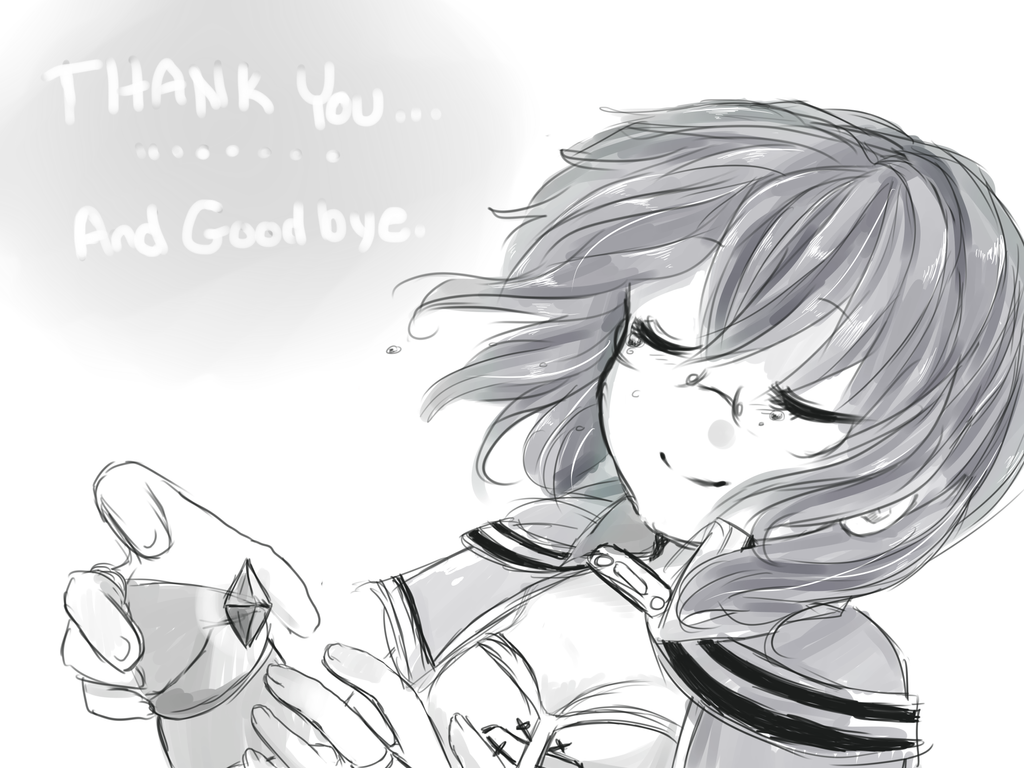 Farewell... and thank you... [please read] by Ask--Mari