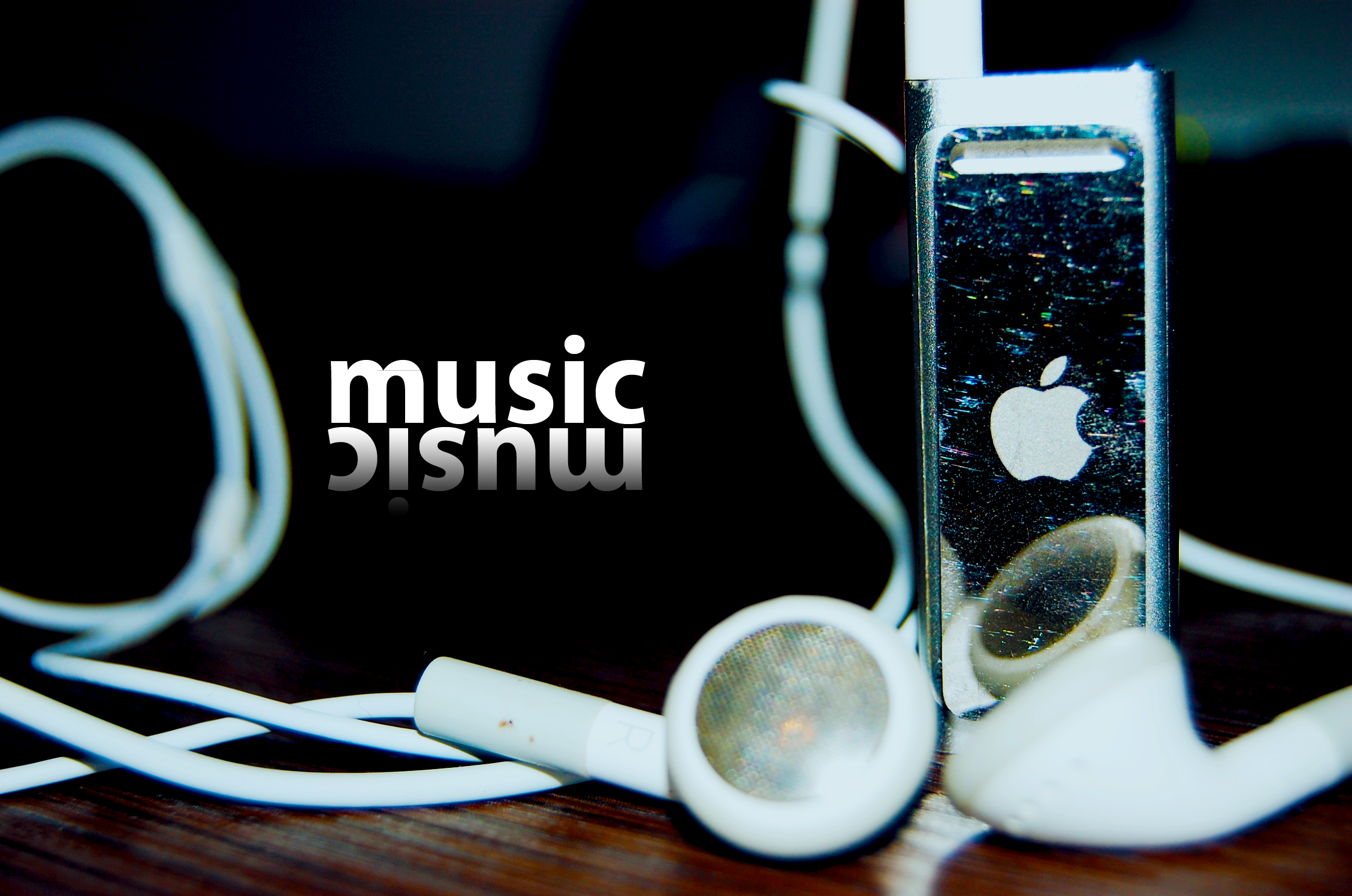 Music iPod Wallpaper by Theo01 on DeviantArt