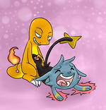 Tickle the Shinx! by Lechensko