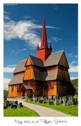 Norge 2011 - Ringebu Stavkyrkje