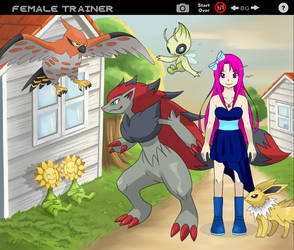 Trainer o3o by SweetCandyCloud