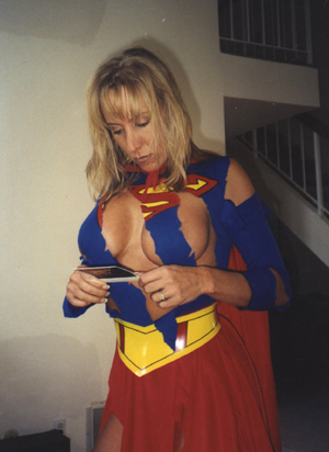 Supergirl photoshoot by Danshanks