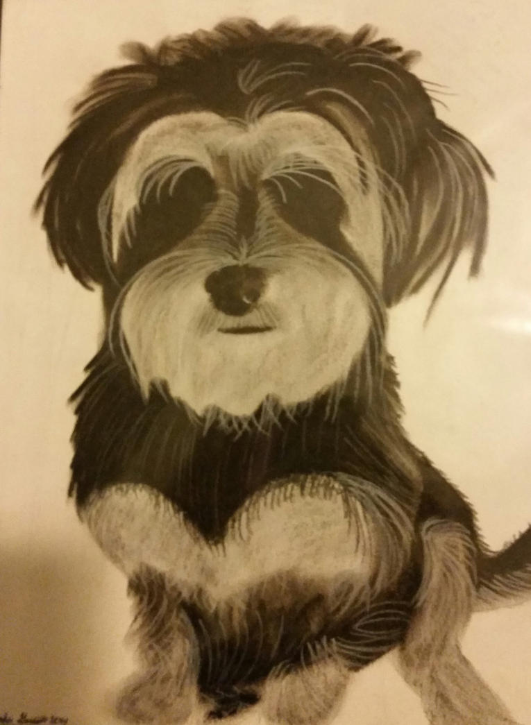 Humphrey Dog by mandy-the-mental