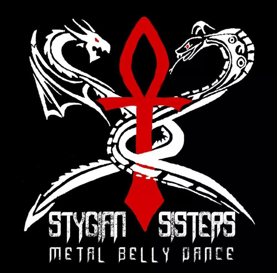 Stygian Sisters Logo Design by mandy-the-mental