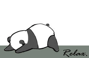 - ...aaand Breathe Out... by Panda-Mamaful