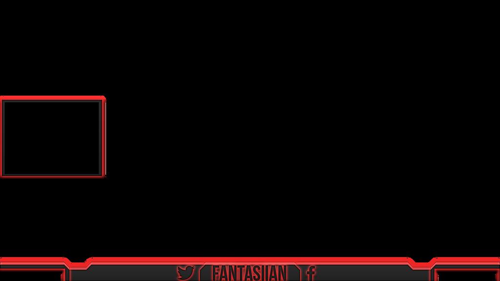 Fantasiian CS GO Stream Overlay by M3RKzGFX on DeviantArt