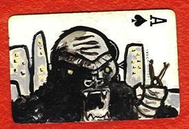 Playing Card AS