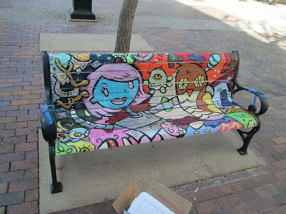 Spray Paint For Wooden Benches