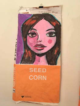 Seed Corn Bag 2