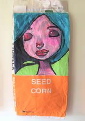Seed Corn Bag 3 by kettleart