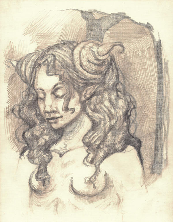 Fern by violetstory
