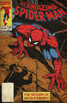 Amazing Spider-Man Classic Cover (mock)