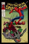 Spectacular Spider-Man (mock cover)