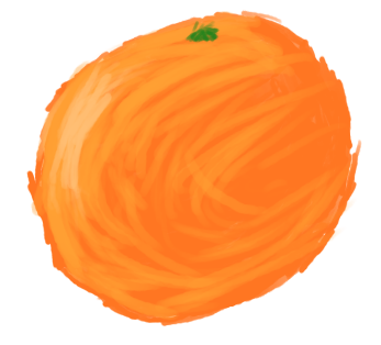 Orange by Captincroc