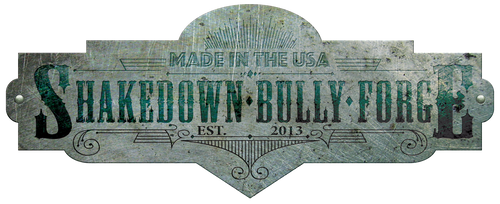 Shakedown Bully Forge Logo