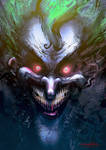 Speedpainting - The Joker mAdnEsZ
