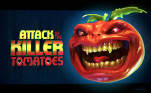 Attack of the Killer Tomatoes by MitchGrave