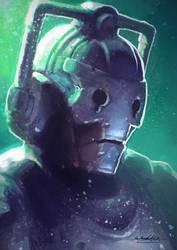 Cyberman by MitchGrave