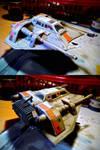 T-47 Snowspeeder - Revell 1:52