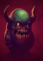 Inner Demon by MitchGrave