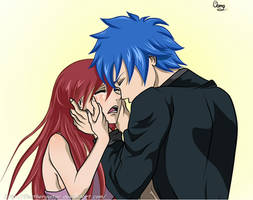 Don't leave me, Jellal! by ManeaOana