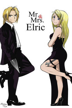 Mr and Mrs Elric