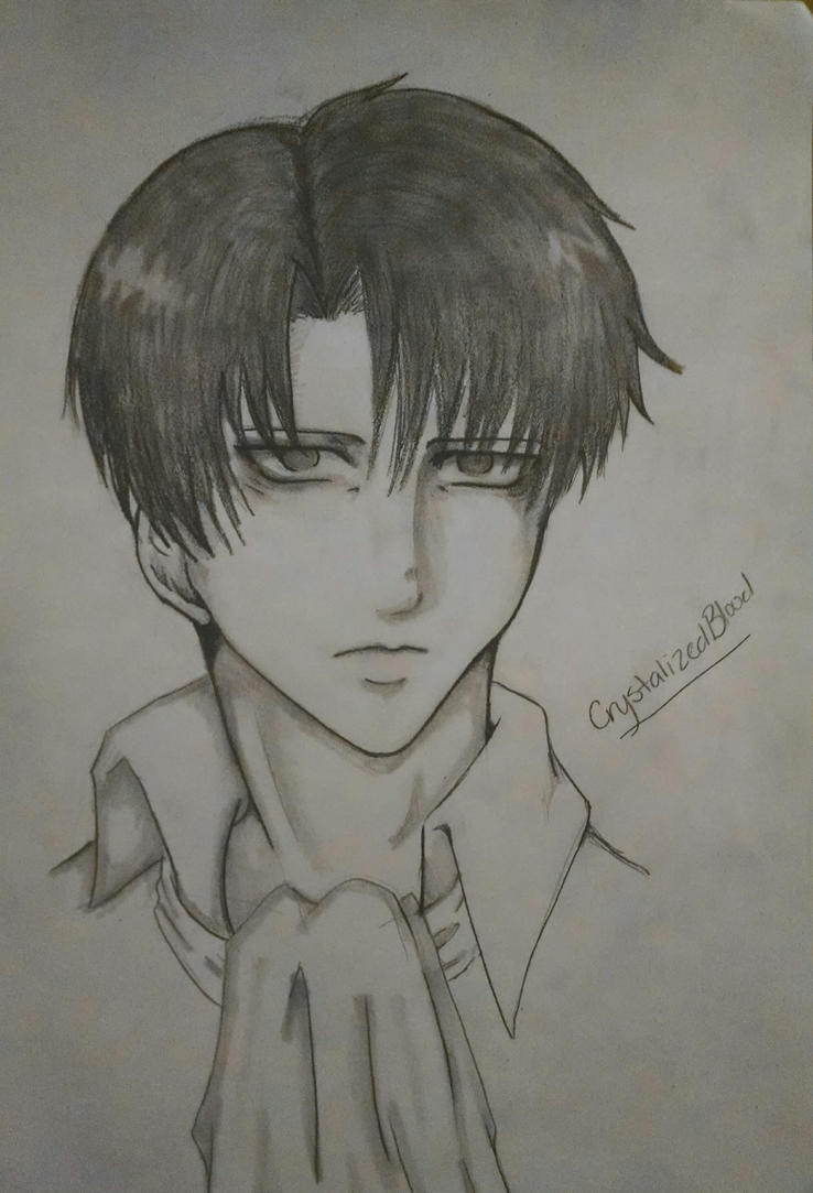 Levi - Shingeki no Kyojin by CrystalizedBlood