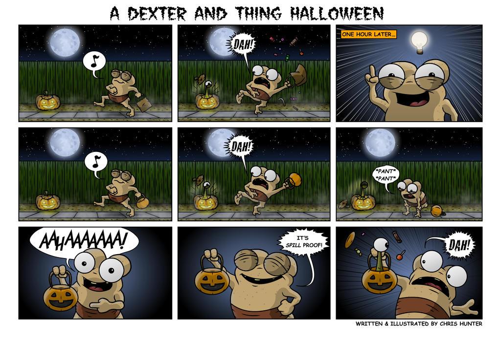 Dexter Halloween