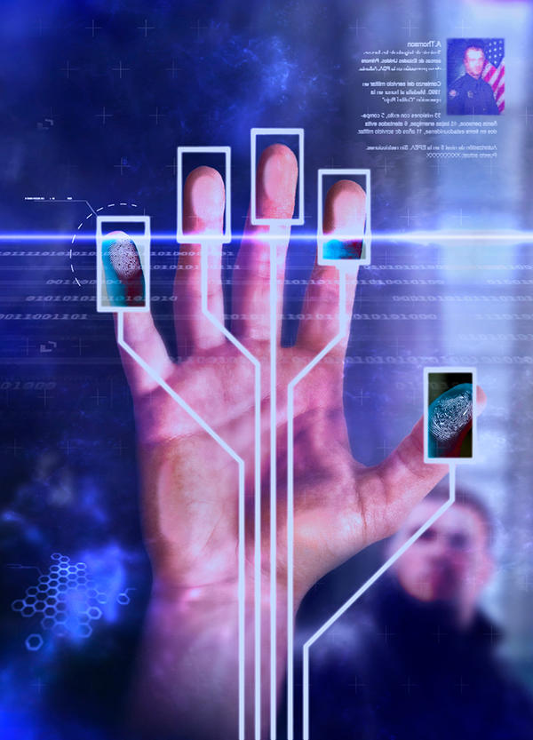 Hand Scanning by CanisL7
