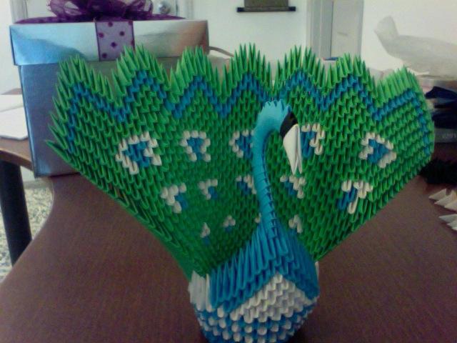 Origami Birds   480x640