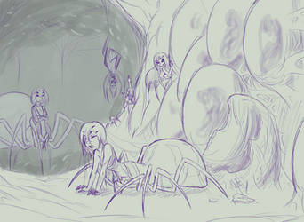 2016 Monster Girls Challenge - Favourite by LukkiStarr