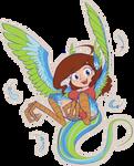 Chibi Harpy Lucy