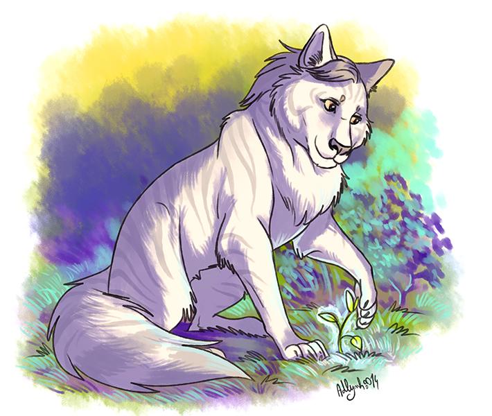 Nature protector by Tsuki-to-Hoshi