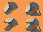 HEV Suit Helmet