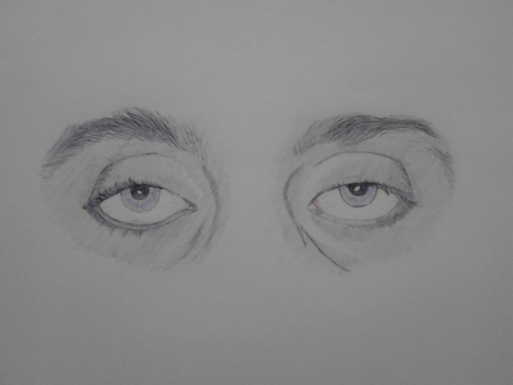 Sad/Tired eyes by Darvel on DeviantArt