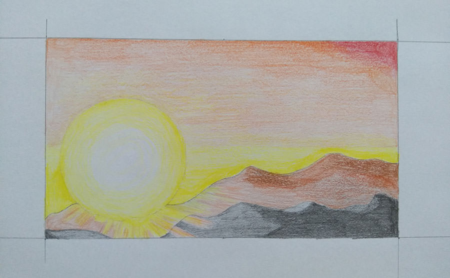 Sunrise by Darvel