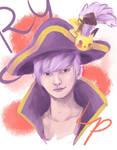 Ry Pirate by Lady-Platinum