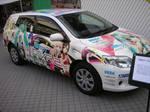 Hatsune Miku Car Project Diva