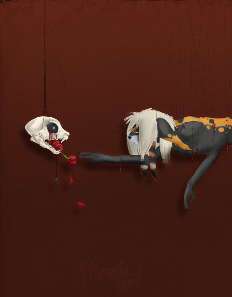 :com: Memento mori by Emily-KitKat