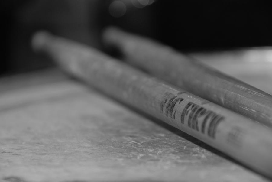 Vic Firth BW By McFlavin22