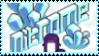 Nitrome stamp by HokaidoPlanet