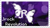 Jrock Revolution stamp by HokaidoPlanet