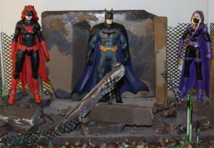 Batman, Batwoman and the Spoiler