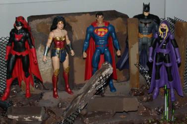DC Multiverse Heroes
