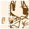 Ryougi Shiki-AATM Icon by isacchi