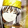 icon: say hello, index by isacchi